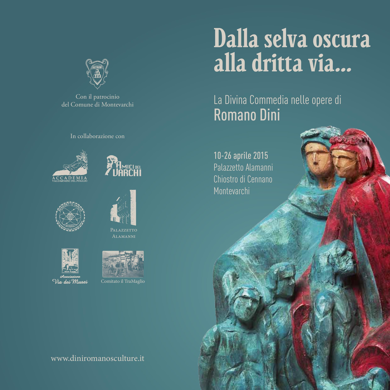 la Divina Commedia nelle opere di Romano Dini